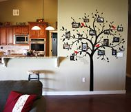 Picture of Tree 13 (Vinyl Wall Decals: Tree Silhouettes)